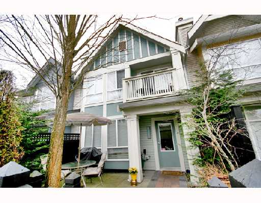 "Main Photo: 6843 PRENTER Street in Burnaby: Middlegate BS Townhouse for sale in ""VENTURA"" (Burnaby South)  : MLS® # V684679"