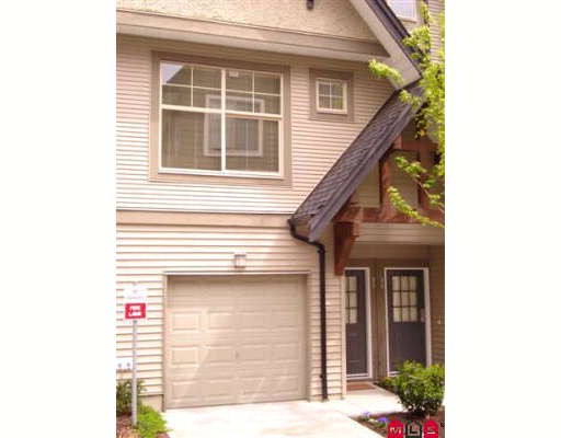 "Main Photo: 99 15152 62A Avenue in Surrey: Sullivan Station Townhouse for sale in ""The Uplands"" : MLS® # F2813863"