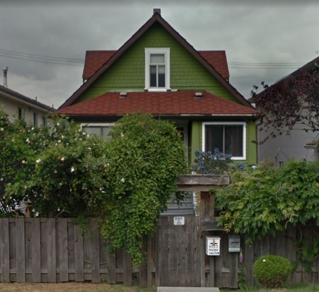 FEATURED LISTING: 4529 PENDER Street Burnaby