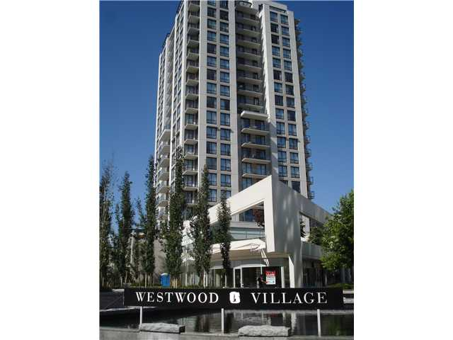 Main Photo: 101 1173 THE HIGH ST in COQUITLAM: North Coquitlam Home for lease (Coquitlam)  : MLS®# V4023206