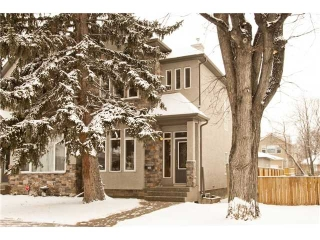 Main Photo:  in CALGARY: Mount Pleasant House for sale (Calgary)  : MLS® # C3505360