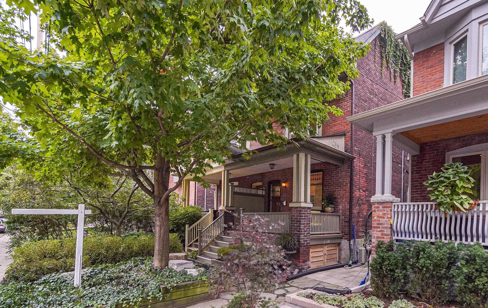 FEATURED LISTING: 50 Bertmount Avenue Toronto