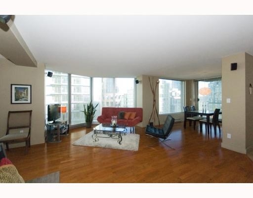 "Main Photo: 1103 889 Homer Street in Vancouver: Downtown VW Condo for sale in ""889 Homer"" (Vancouver West)  : MLS®# V799799"