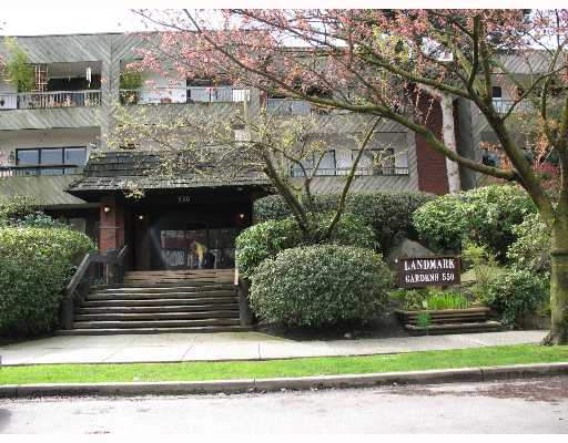 "Main Photo: 550 E 6TH Ave in Vancouver: Mount Pleasant VE Condo for sale in ""LANDMARK GARDENS"" (Vancouver East)  : MLS® # V641389"