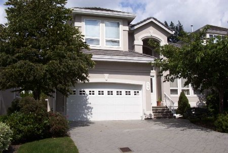 Main Photo: 26 Wilkes Creek Drive in PORT MOODY: House for sale (Heritage Mountain)  : MLS® # V553525