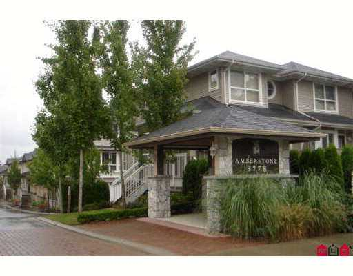 "Main Photo: 9 8778 159TH Street in Surrey: Fleetwood Tynehead Townhouse for sale in ""AMBERSTONE"" : MLS® # F2724319"