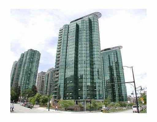"Main Photo: 2402 555 JERVIS ST in Vancouver: Coal Harbour Condo for sale in ""HARBOURSIDE PARK"" (Vancouver West)  : MLS®# V586081"