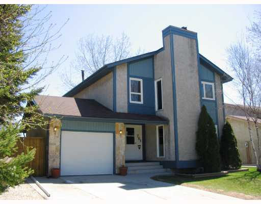 Main Photo: 781 CATHCART Street in WINNIPEG: Charleswood Residential for sale (South Winnipeg)  : MLS(r) # 2808272