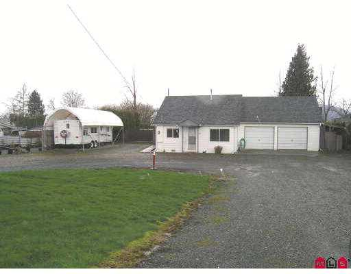 Main Photo: 48273 YALE Road in Chilliwack: East Chilliwack House for sale : MLS(r) # H2701109