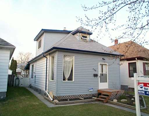 Main Photo: 388 OTTAWA Avenue in Winnipeg: East Kildonan Single Family Detached for sale (North East Winnipeg)  : MLS®# 2506105
