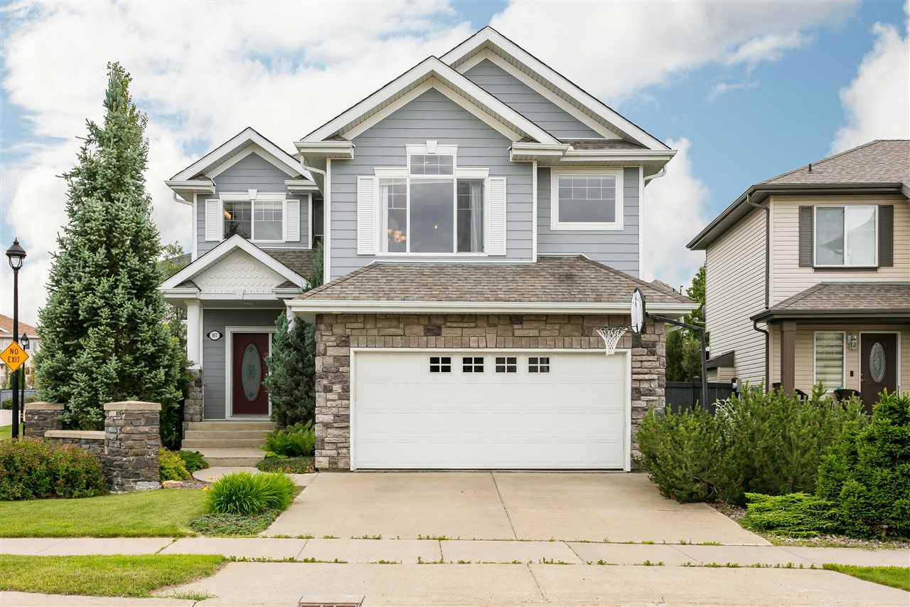 FEATURED LISTING: 957 BLACKMUD CREEK Crescent Edmonton