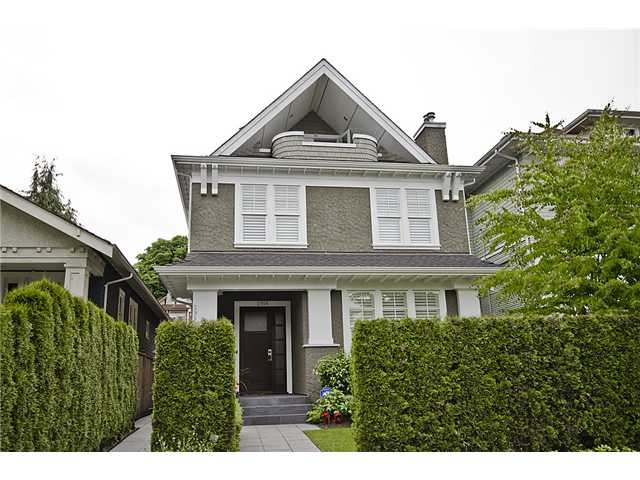 Main Photo: 2956 W 2nd Avenue in Vancouver: Kitsilano House Duplex for sale (Vancouver West)  : MLS® # V897012
