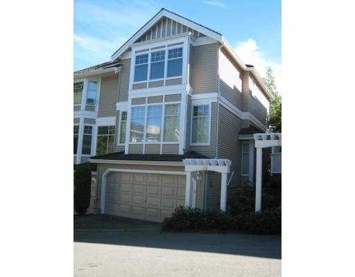 "Main Photo: 24 5950 OAKDALE Road in Burnaby: Oaklands Townhouse for sale in ""HEATHERCREST"" (Burnaby South)  : MLS® # V663495"