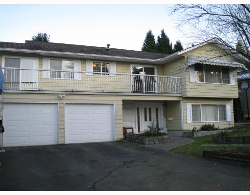 Main Photo: 1069 BUOY Drive in Coquitlam: Ranch Park House for sale : MLS® # V685729