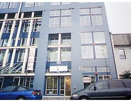 Main Photo: 303 338 W 8TH Avenue in Vancouver: Mount Pleasant VW Condo for sale (Vancouver West)  : MLS®# V701015