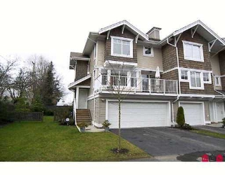 "Main Photo: 20760 DUNCAN Way in Langley: Langley City Townhouse for sale in ""Wyndham Lane"" : MLS® # F2704091"