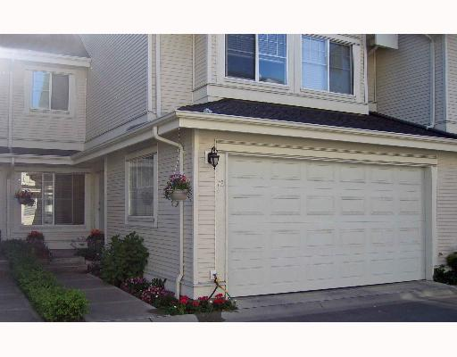 "Main Photo: 76 17097 64TH Avenue in Surrey: Cloverdale BC Townhouse for sale in ""Kentucky Lane"" (Cloverdale)"