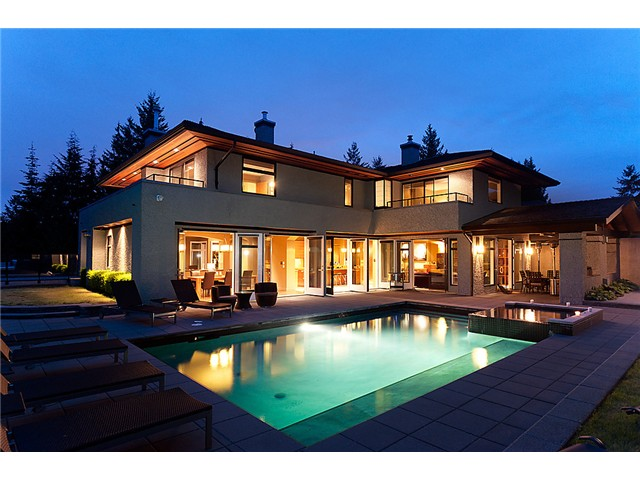 Main Photo: 627 KENWOOD RD in West Vancouver: British Properties House for sale : MLS® # V896090
