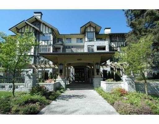 "Main Photo: 101 4885 VALLEY Drive in Vancouver: Quilchena Condo for sale in ""MACLURE HOUSE"" (Vancouver West)  : MLS(r) # V690601"