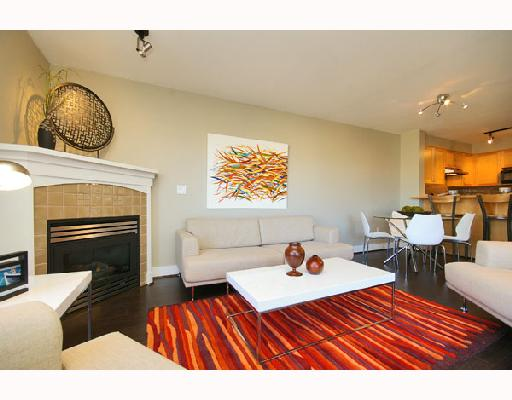 "Main Photo: 306 1858 W 5TH Avenue in Vancouver: Kitsilano Condo for sale in ""GREENWICH"" (Vancouver West)  : MLS® # V690914"