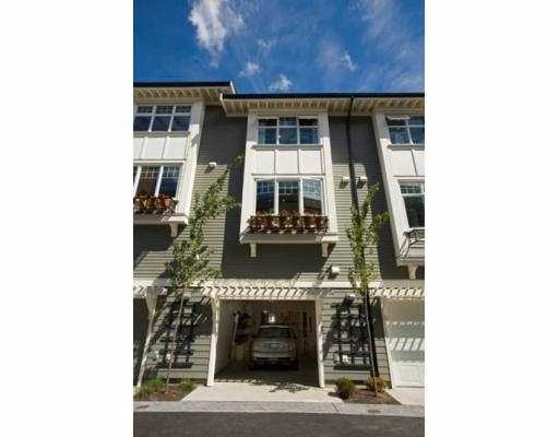 "Main Photo: 3728 WELWYN ST in Vancouver: Victoria VE Townhouse for sale in ""STORIES"" (Vancouver East)  : MLS® # V598550"