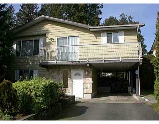 Main Photo: 1652 TAYLOR ST in Port_Coquitlam: Mary Hill House for sale (Port Coquitlam)  : MLS®# V388748