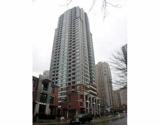 "Main Photo: 2304 909 MAINLAND Street in Vancouver: Downtown VW Condo for sale in ""YALETOWN PARK 2"" (Vancouver West)  : MLS® # V640226"