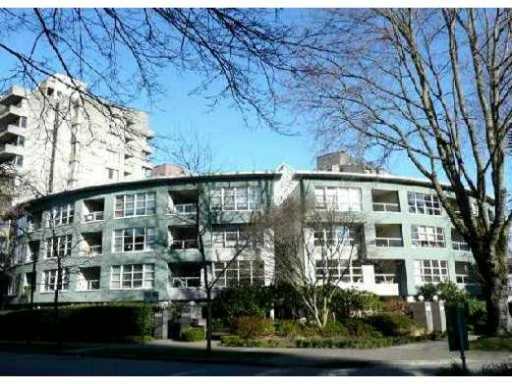 Main Photo: # 305 1705 NELSON ST in Vancouver: West End VW Condo for sale (Vancouver West)  : MLS® # V844811