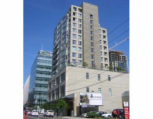 "Main Photo: 509 822 SEYMOUR Street in Vancouver: Downtown VW Condo for sale in ""L'ARIA"" (Vancouver West)  : MLS® # V650309"