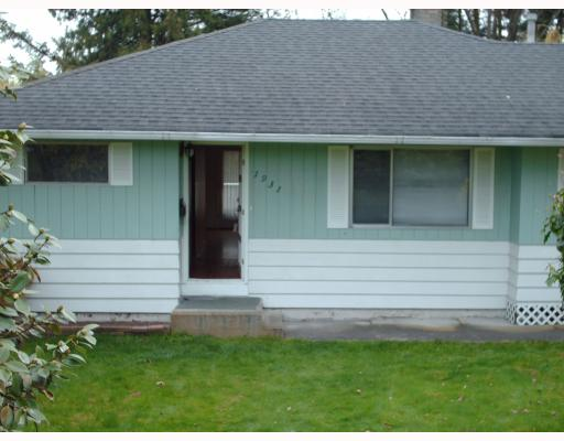 Main Photo: 1931 EASTERN Drive in Port_Coquitlam: Mary Hill House for sale (Port Coquitlam)  : MLS(r) # V697271