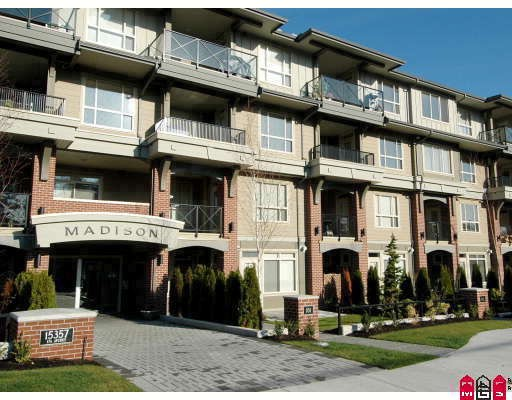 "Main Photo: 104 15357 17A Avenue in Surrey: King George Corridor Condo for sale in ""Madison"" (South Surrey White Rock)  : MLS® # F2814078"