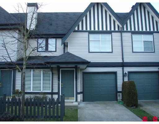 "Main Photo: 53 18883 65TH Avenue in Surrey: Clayton Townhouse for sale in ""Applewood"" (Cloverdale)  : MLS®# F2803739"