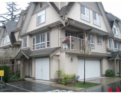 "Main Photo: 33 12738 66TH Avenue in Surrey: West Newton Townhouse for sale in ""STARWOOD"" : MLS® # F2808104"