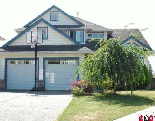 Main Photo: 3785 THORNTON PL in Abbotsford: Abbotsford East House for sale : MLS®# F2517224