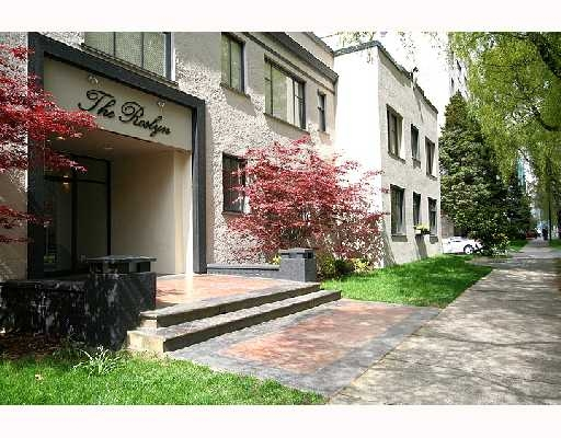 Main Photo: 935 JERVIS STREET in Vancouver: West End VW Home for sale (Vancouver West)  : MLS® # V4020636