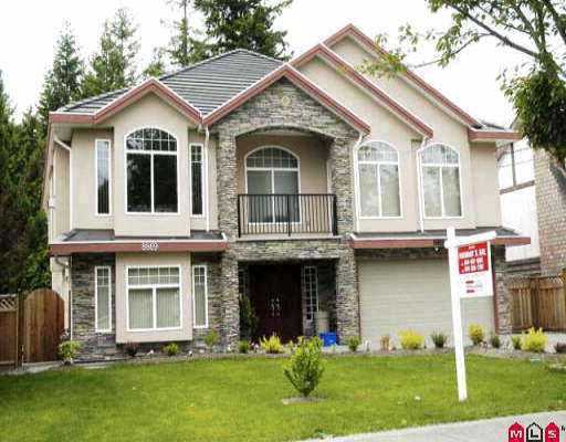 Main Photo: 8869 156A Street in Surrey: Fleetwood Tynehead House for sale : MLS®# F2708758