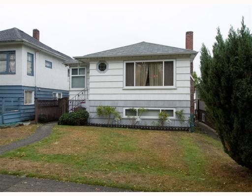 Main Photo: 6768 Ross Street in Vancouver: South Vancouver House for sale (Vancouver East)  : MLS® # V791223