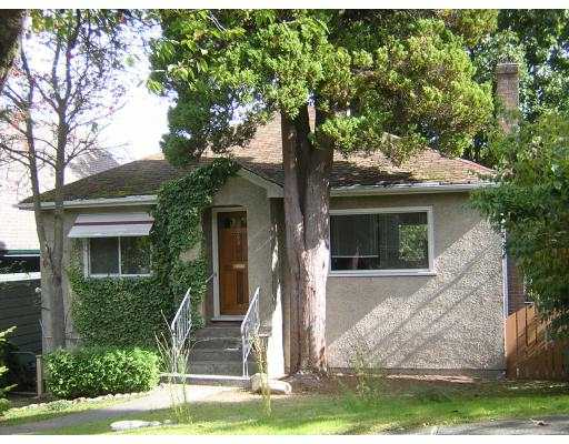 Main Photo: 3868 HEATHER Street in Vancouver: Cambie House for sale (Vancouver West)  : MLS(r) # V670655