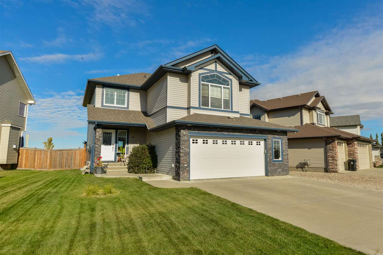 FEATURED LISTING: 19 HARTWICK Way Spruce Grove