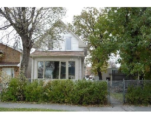 375 Parkview St In Winnipeg St James Residential For Sale