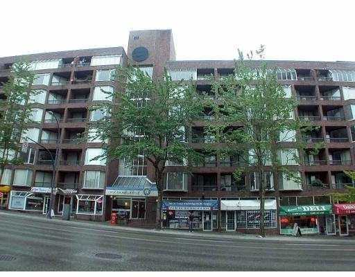 "Main Photo: 1330 BURRARD Street in Vancouver: Downtown VW Condo for sale in ""ANCHOR POINT"" (Vancouver West)  : MLS® # V636615"