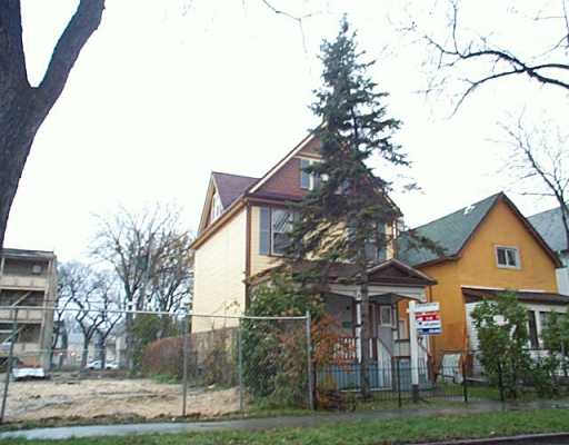 Main Photo: 492 LANGSIDE Street in Winnipeg: West End / Wolseley Single Family Detached for sale (West Winnipeg)  : MLS(r) # 2415379