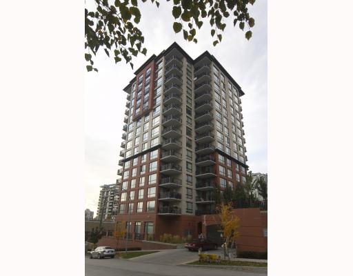 "Main Photo: 1501 833 AGNES Street in New Westminster: Downtown NW Condo for sale in ""THE NEWS"" : MLS® # V793920"