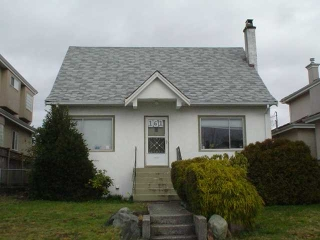 Main Photo: 161 W 44TH AV in Vancouver: Oakridge VW House for sale (Vancouver West)  : MLS(r) # V876651