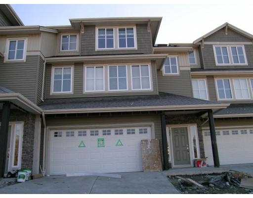 "Main Photo: 27 11160 234A Street in Maple_Ridge: Cottonwood MR Townhouse for sale in ""APEX LIVING"" (Maple Ridge)  : MLS®# V689990"