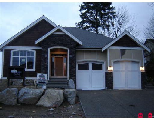 "Main Photo: 33170 WHIDDEN Avenue in Mission: Mission BC House for sale in ""College Heights"" : MLS(r) # F2814816"