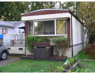 "Main Photo: 23350 CALVIN Crescent in Maple_Ridge: East Central Manufactured Home for sale in ""GARABALDI COURT"" (Maple Ridge)  : MLS® # V642011"