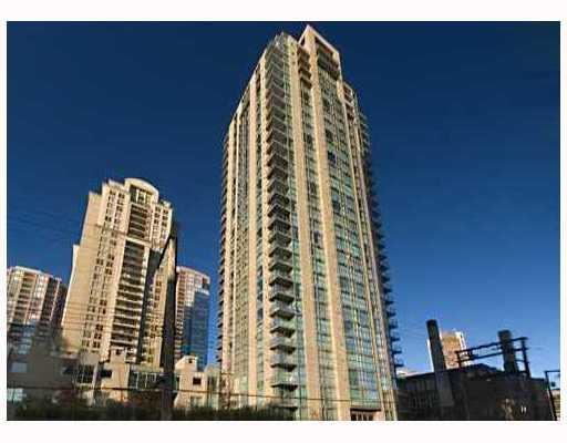 "Main Photo: 1704 928 RICHARDS Street in Vancouver: Downtown VW Condo for sale in ""THE SAVOY"" (Vancouver West)  : MLS® # V653105"