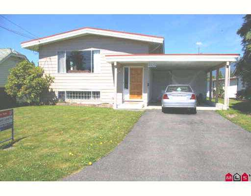 Main Photo: 9515 CORBOULD Street in Chilliwack: Chilliwack N Yale-Well House for sale : MLS® # H2702979