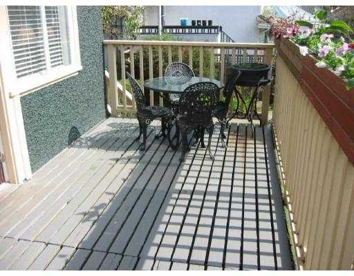 Photo 10: 450 W 15TH Ave in Vancouver: Mount Pleasant VW Townhouse for sale (Vancouver West)  : MLS® # V637812